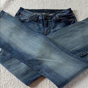 Jessica Simpson Jeans Rockin ' Curvy Boot